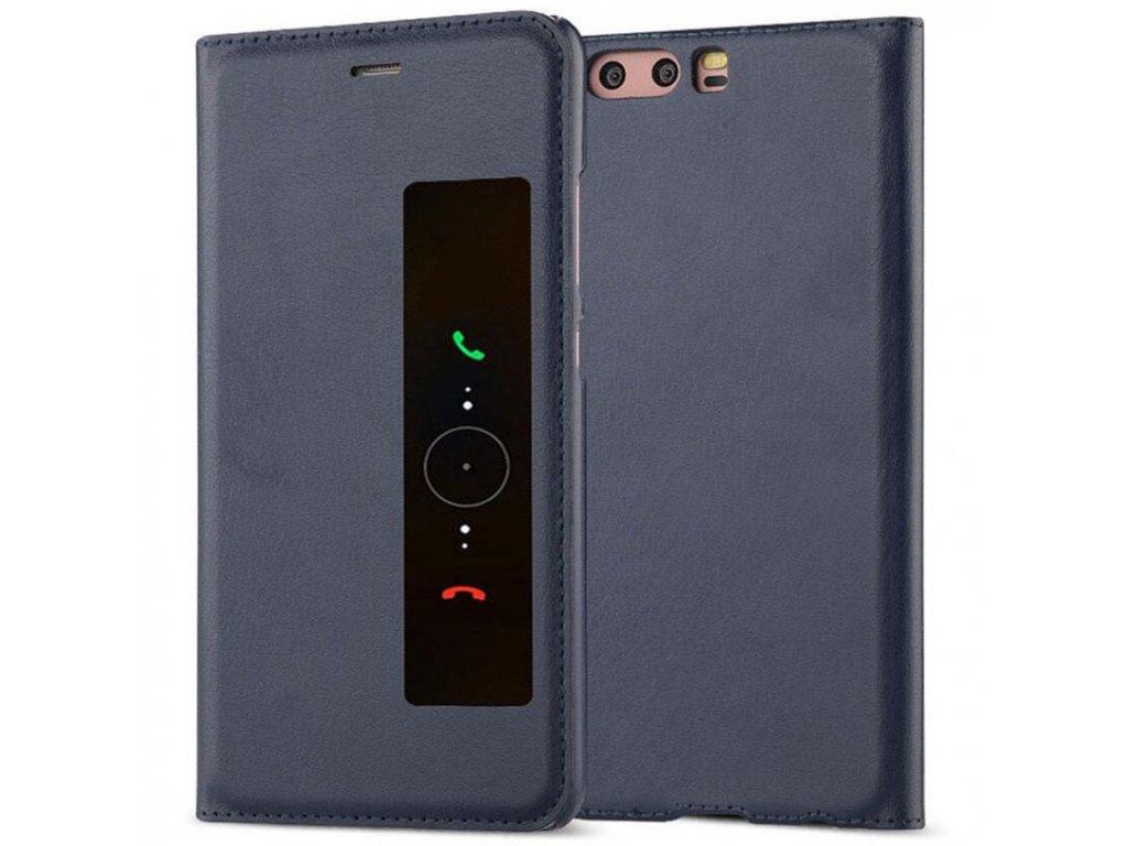 Flip Case (puzdro) pre Huawei P10+ (PLUS) - modré