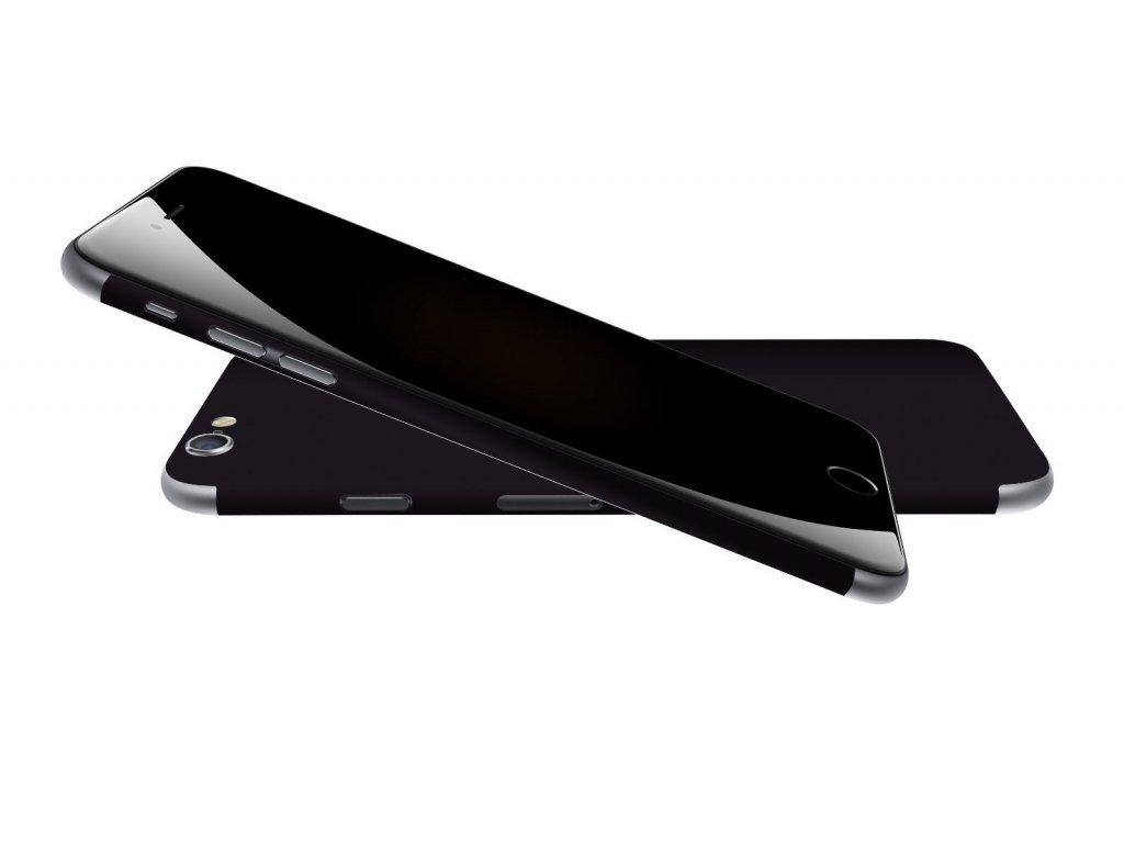 Dizajnová wrap fólia pre Iphone 6S+ (PLUS) - čierna