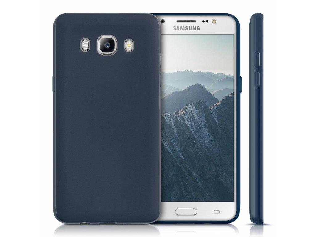 Silikónový kryt (obal) pre Samsung Galaxy J5 2016 (J510F) - modrý