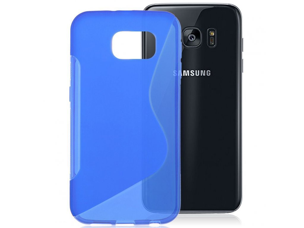 Silikónový kryt (obal) pre Acer Liquid E700 - modrý