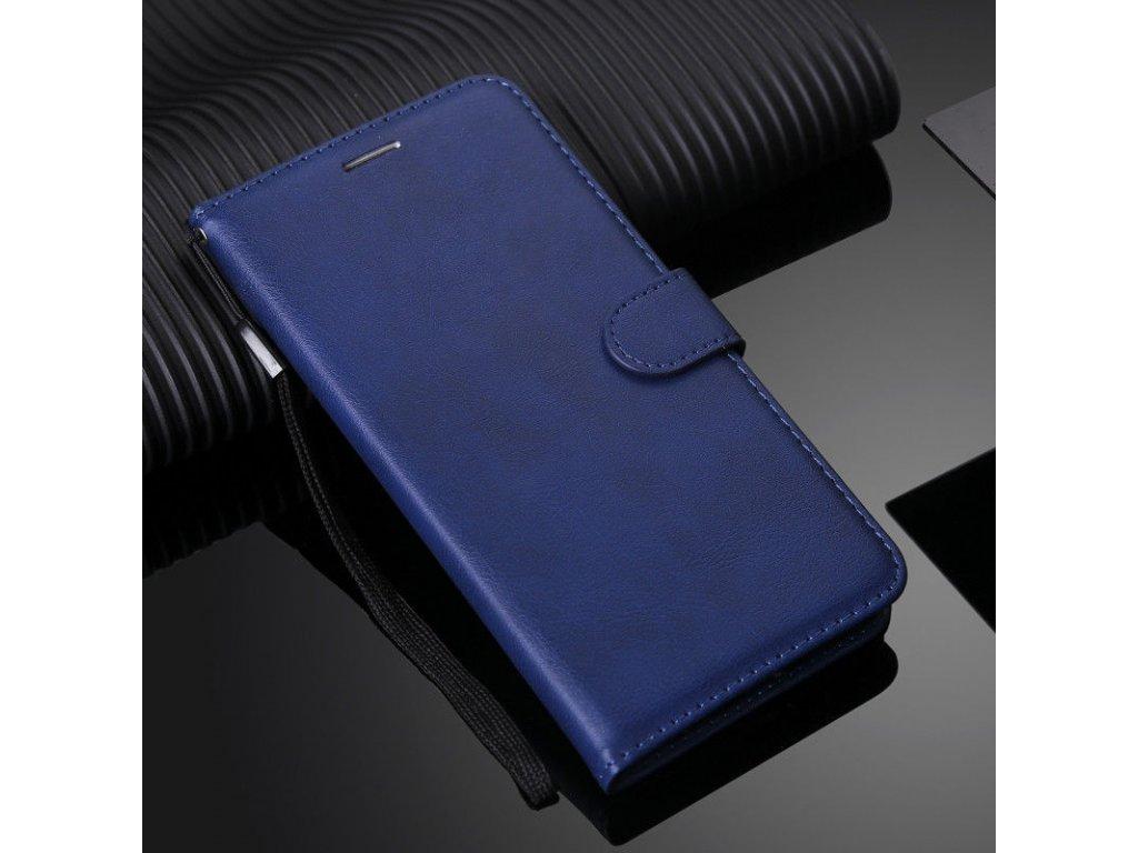 Flip Case (puzdro) pre Samsung Galaxy J5 2017 (J530F) - tm. modré