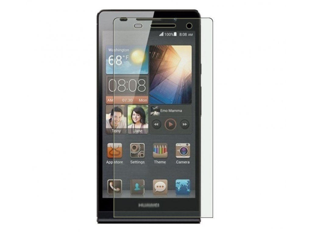 Ochranná fólia pre Huawei Ascend P6
