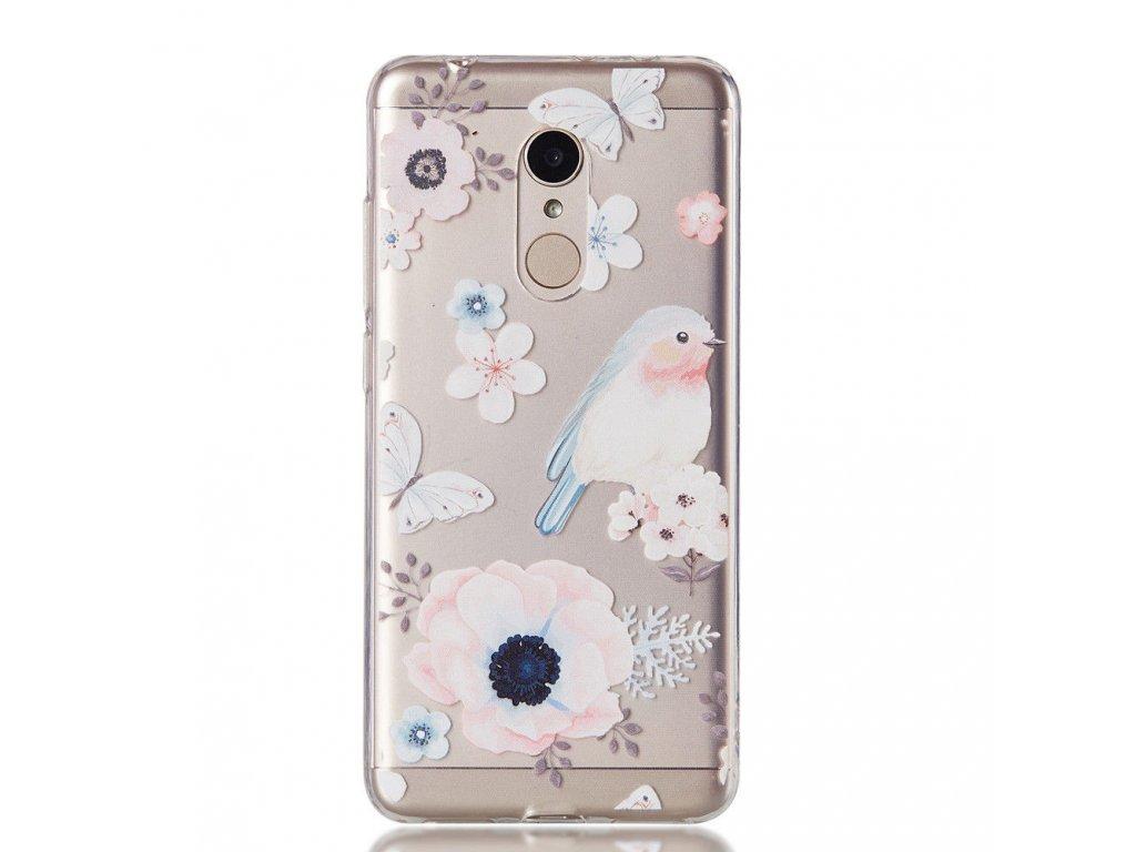Silikónový kryt (obal) pre Huawei P9 Lite - príroda