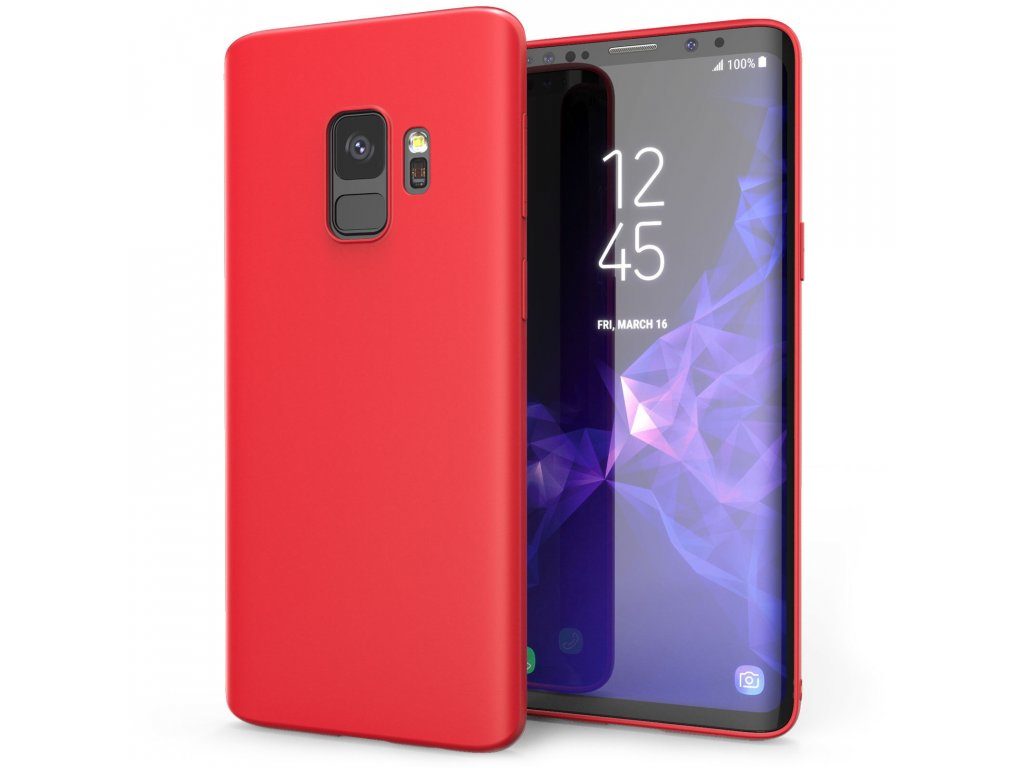 s9+ red