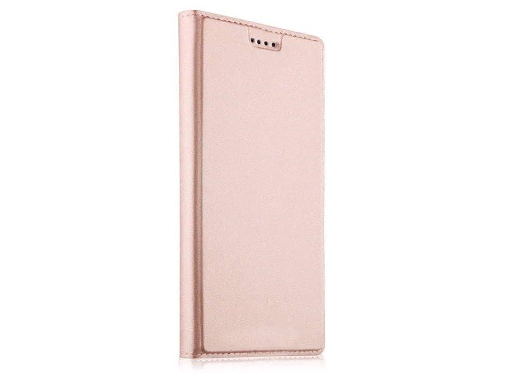 Flip Case (puzdro) pre Huawei Mate 10 - ružové - s magnetickým dovieraním