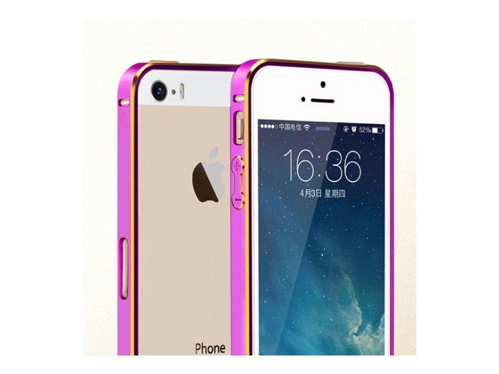 Ultra Slim - hliníkový kryt (obal) pre Iphone 4 4S - ružovo-zlatý ... 3d06c446b31