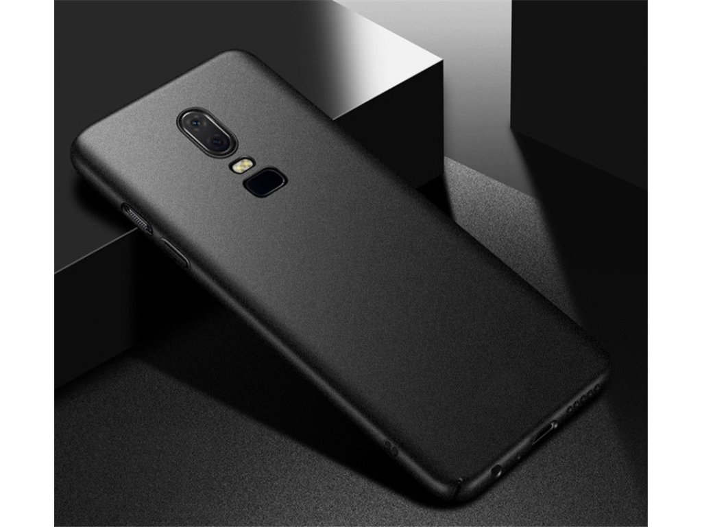 Plastový kryt (obal) pre Huawei Y6 (2018) - čierny