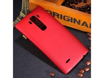 Plastový kryt (obal) pre LG G Flex 2 - red (červený)