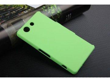 Plastový kryt na Sony Xperia M4 aqua zelený