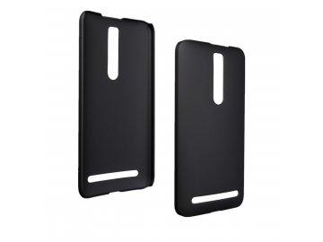 Plastový kryt (obal) pre Asus Zenfone 2 - black (čierny)