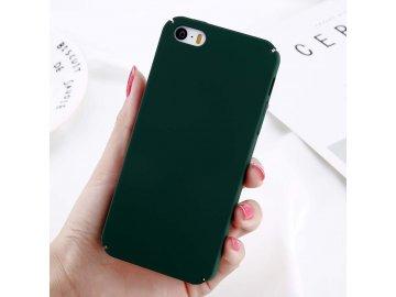green. Plastový kryt (obal) pre iPhone 6 6S - zelený matný 5c9f9e32a0e