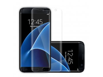 Ochranná fólia pre Samsung Galaxy S6 Edge - na celý displej