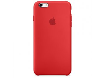 apple iphone 6s silicone case red gallery