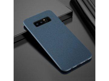 Silikónový kryt (obal) pre Samsung S10e modrý