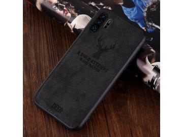 Silikónový kryt (obal) pre Huawei P30 Pro čierny