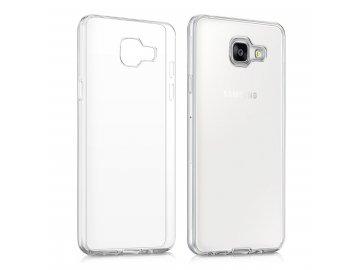 Silikónový kryt (obal) pre Samsung Galaxy A5 2016 (A510F) - priesvitný