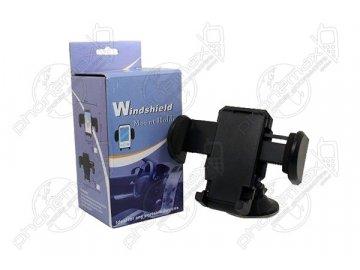 Univerzálny držiak na mobil do auta Windshield čierny