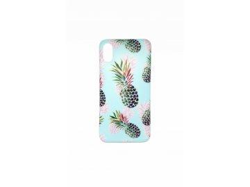 Obrázkový silikónový kryt (obal) ananás