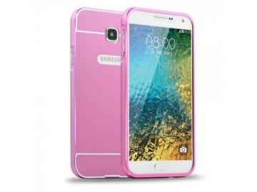 Hliníkový kryt (obal) pre Samsung Galaxy A5 2016 (A510F) - ružový