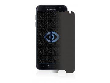 Ochranná fólia pre Samsung Galaxy S7 Edge - nezaoblená