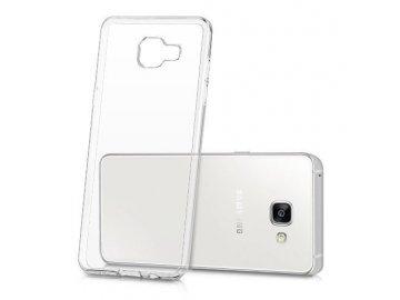 Silikónový kryt (obal) pre Samsung Galaxy A3 2016 (A310F) - priesvitný