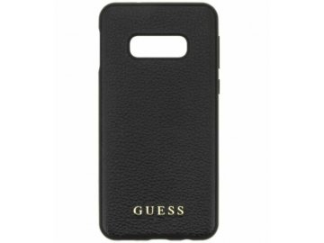 guess iridescent samsung galaxy s10e black
