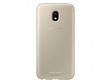 samsung jelly cover j3 2017 gold