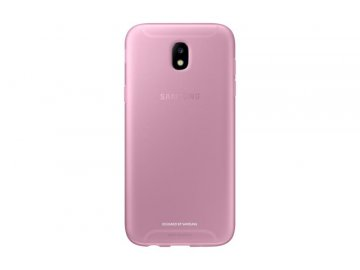 samsung jelly cover j7 2017 pink