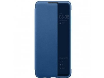 huaweri smart view cover p30 lite blue