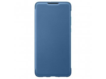 huawei wallet cover p30 lite blue