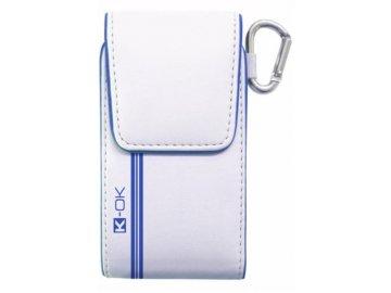 Športové puzdro na mobil Blautel K-OK biele