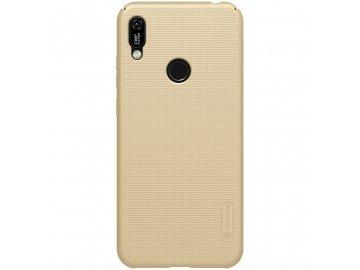 Nillkin plastový kryt (obal) na Huawei Y6 2019 - zlatý