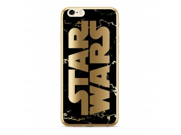 Star Wars Luxury kryt pre iPhone 6:7:8 Plus Gold