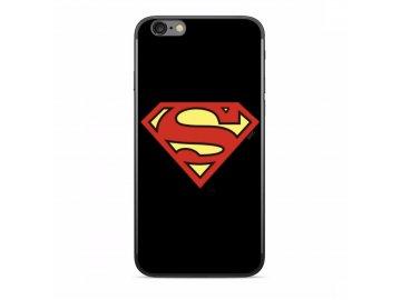 Superman zadný kryt čierny