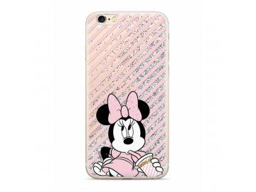 Disney Minnie zadný kryt ružový
