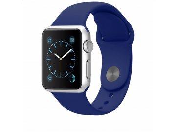 handodo silikónový remenienok iwatch modrý