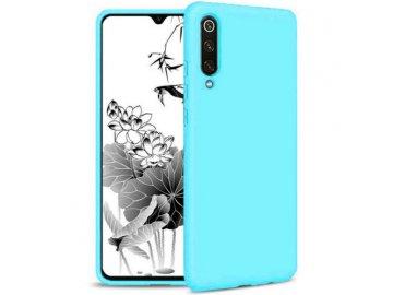 Silikónový kryt (obal) pre Nokia 6.1 - svetlo modrý