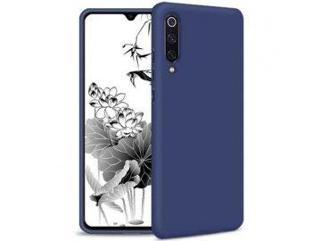 Silikónový kryt (obal) pre Nokia 6.1 - dark blue (tm. modrý)