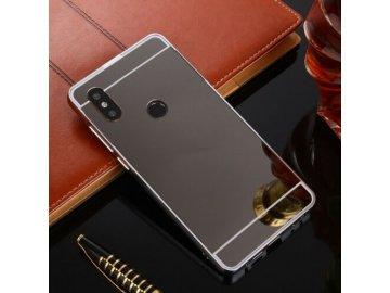 Hliníkový kryt (obal) pre Xiaomi Redmi Note 7/7Pro - čierny