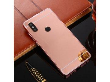 Hliníkový kryt (obal) pre Xiaomi Redmi Note 7/7 Pro - ružový