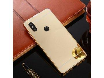 Hliníkový kryt (obal) pre Xiaomi Redmi Note 7/7 Pro - zlatý