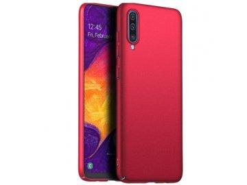 Plastový kryt (obal) pre Samsung Galaxy A20e - červený