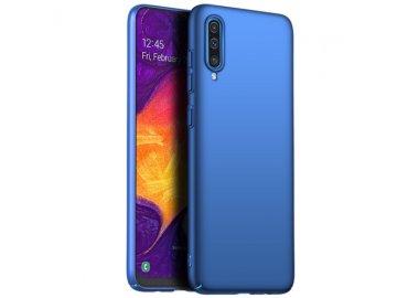 Plastový kryt (obal) pre Samsung Galaxy A40 - modrý