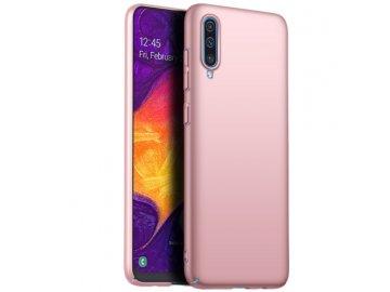 Plastový kryt (obal) pre Samsung Galaxy A70 - ružový