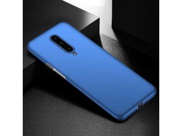 Plastový kryt (obal) pre OnePlus 7 - modrý