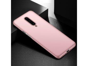 Plastový kryt (obal) pre OnePlus 7 Pro - ružový