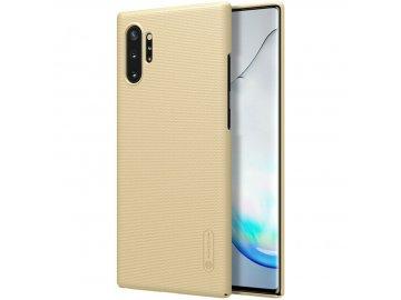 Nillkin plastový kryt (obal) pre Samsung Galaxy Note 10+ (Plus) - zlatý
