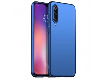 Plastový kryt (obal) pre Xiaomi Mi 8 - modrý