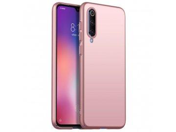 Plastový kryt (obal) pre Xiaomi Mi 8 - ružový