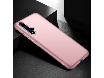 Plastový kryt (obal) pre Huawei Nova 5 - ružový